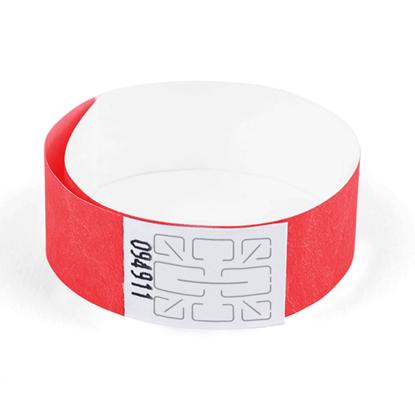 Obrázok pre výrobcu ID náramok Tyvek® 19 mm bez potlače