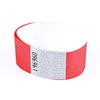Obrázok ID náramok Tyvek® 25 mm s metalickou razbou
