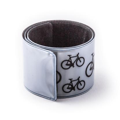 Obrázok pre výrobcu Reflexný náramok s potlačou