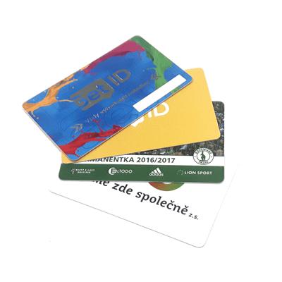 Obrázok pre kategóriu Plastové a papierové karty