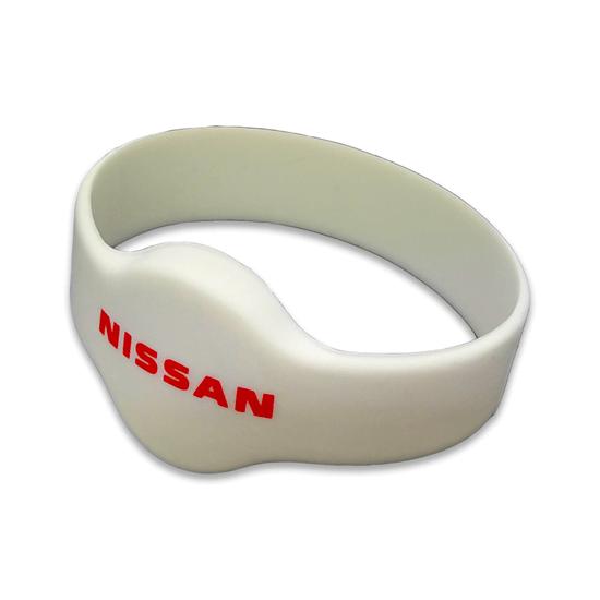 RFID Silikonový náramek s potiskem