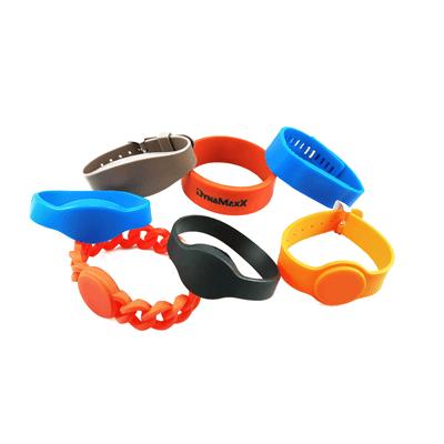 Obrázok pre kategóriu RFID Silikonové náramky / hodinky