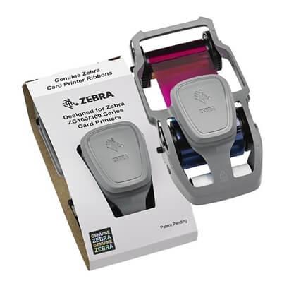 Zebra Barevná Páska YMCKO 200 Tisků (800300-350EM)