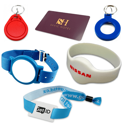 Obrázok pre kategóriu RFID Produkty