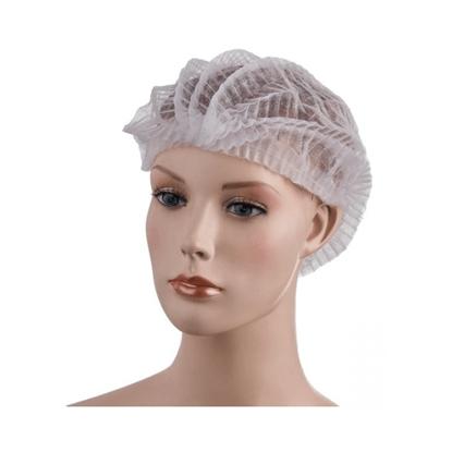 Čepice jednorázová bílá