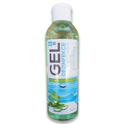 Dezinfekční gel s Aloe Vera 200 ml