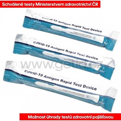 Cucací Antigenní test Ecotest Saliva