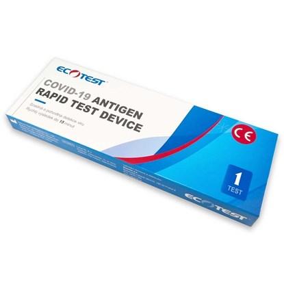 Antigenní test Ecotest 1 ks