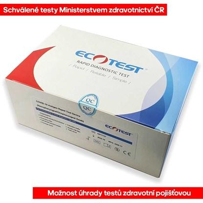 Antigenní test Ecotest_20 ks